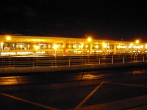 パリ:シャルルドゴール空港